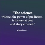 Description vs. Prediction: Predictive Theories and Descriptive Stories