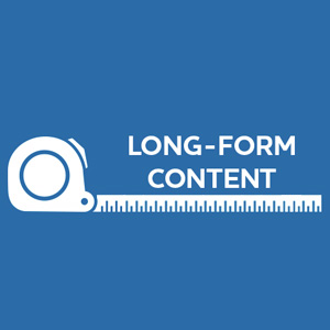 definition of the long form content