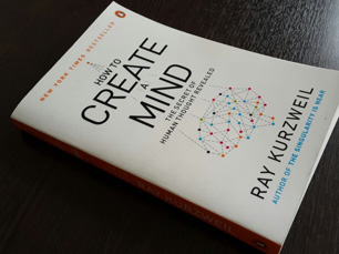 How to create a mind - book cover