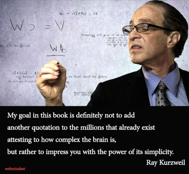 Ray Kurzweil Quotations