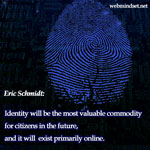 future of identity and citizen ship - the new digital age - eric schmidt and jared cohen