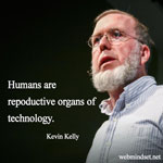 Cyborgs: Technology vs. Humans (Kevin Kelly)