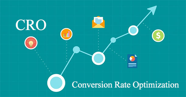 Conversion Rate Optimization or CRO
