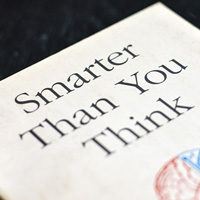 Smarter Than You Think - Book Thumbnail - Clive Thumpson